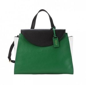 Kate Spade Saturday green crossbody mod new